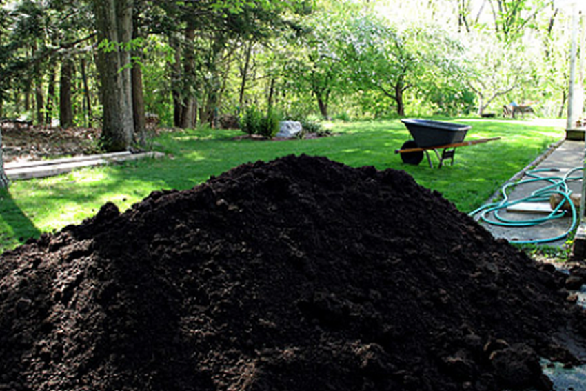 topsoil in bath - either supply or supply and spread